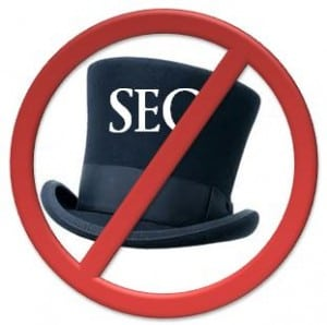 Be Aware of black hat SEO